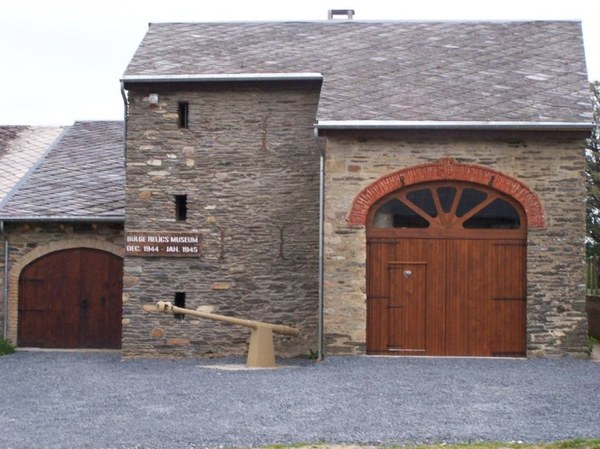 bulge relic museum facade
